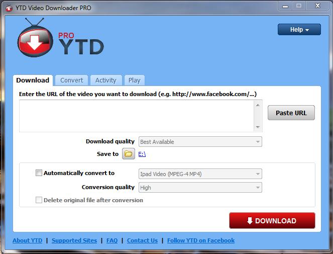 Youtube downloader pro ytd v4 5 final scenedl