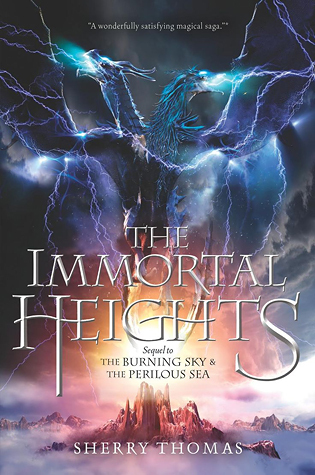 The Immortal Heights book cover