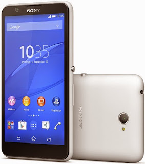 Sony Xperia E4 Dual: (Launched : 17/03/2015)