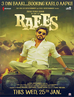 Ver Raees (2017) película Latino HD