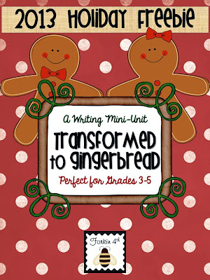 http://www.teacherspayteachers.com/Product/Transformed-to-Gingerbread-writing-freebie-999037