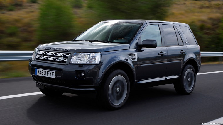 2011 Land Rover Freelander 2 featured image