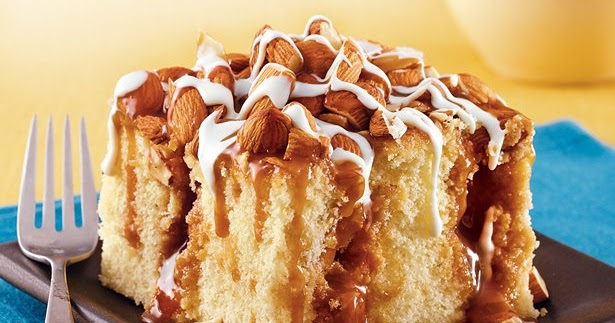 Cups Of Batter In Betty Crocker Pound Cake Mix