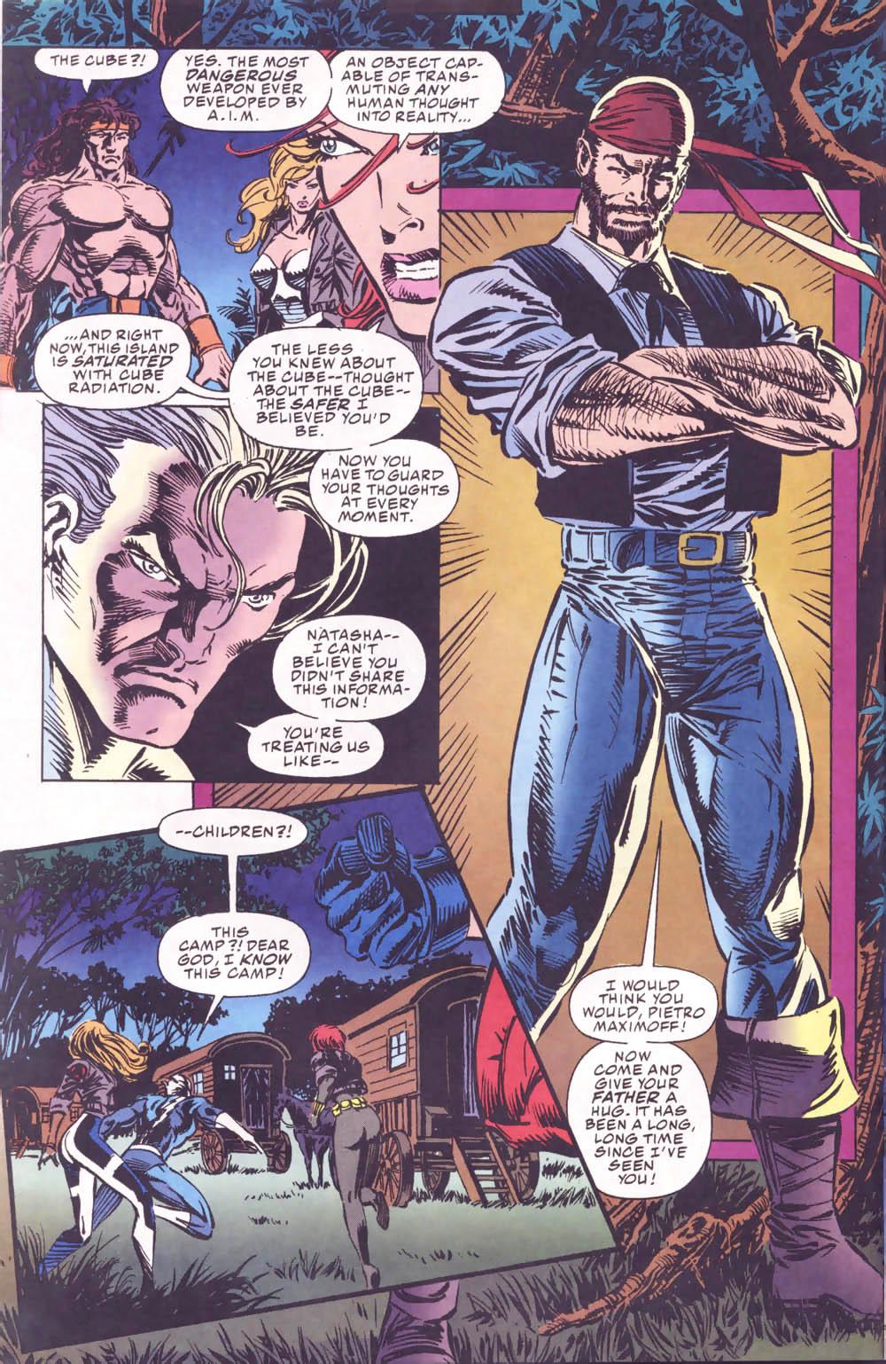 Captain America (1968) Issue #440b #393 - English 9