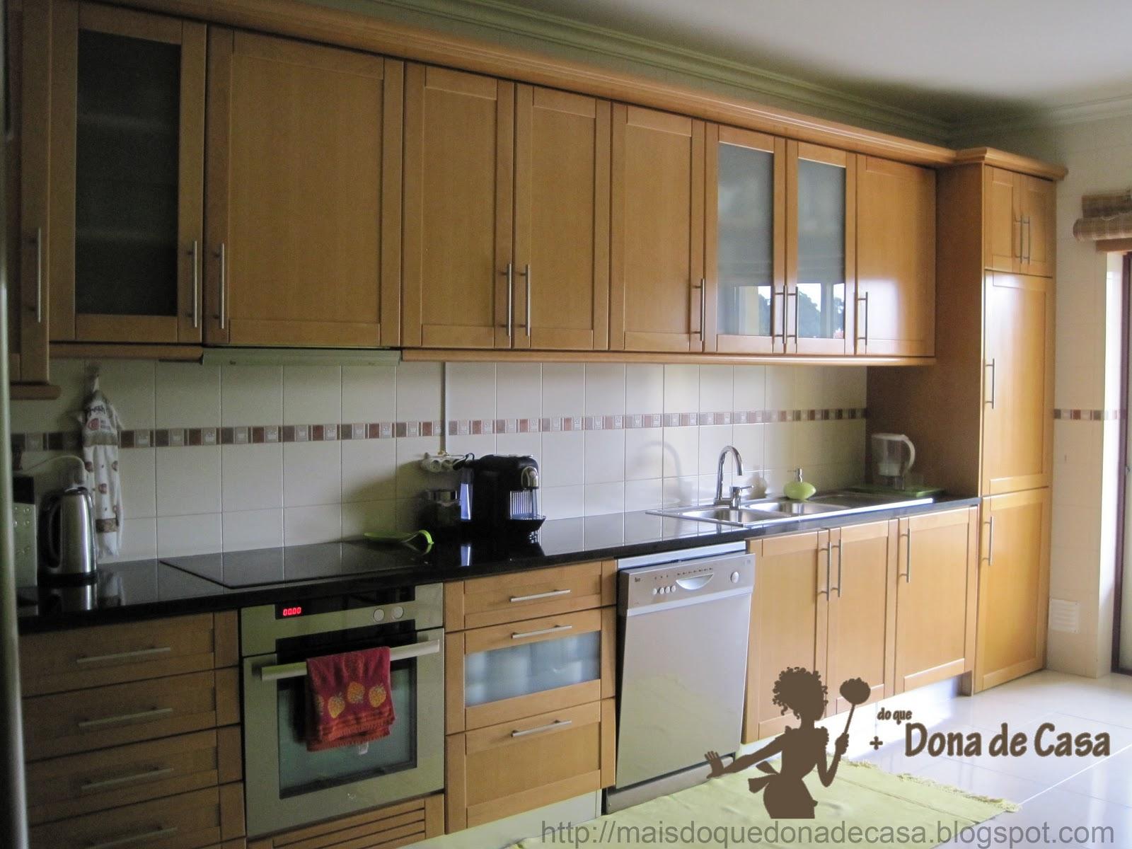 Muito Economia doméstica: Cozinha I - Limpeza bancada e louça DK96