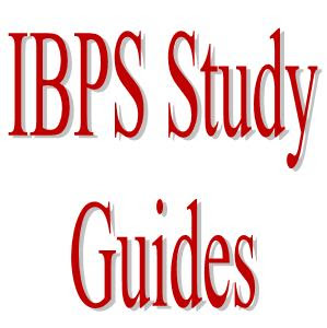 Study Material for IBPS Specialist Officer