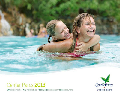 Coverwettbewerb Center Parcs Katalog