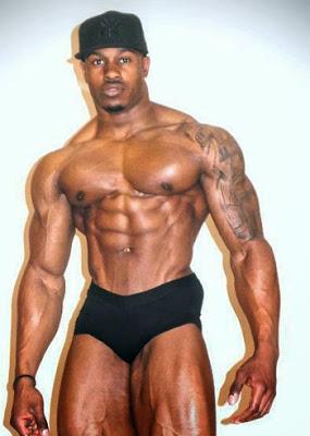 Simeon Panda- Male Fitness Model | Bodybuilding and
