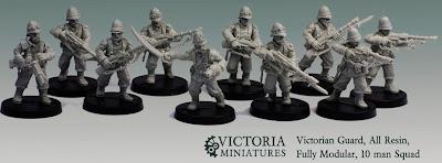 Victorian Guard Riflemen