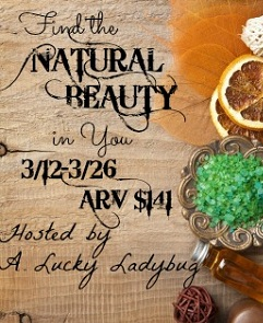 ID 100132404 Find The Natural Beauty In You Giveaway! (March 11th   March 26th)