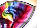 Crochet a Technicolor Granny $5.00
