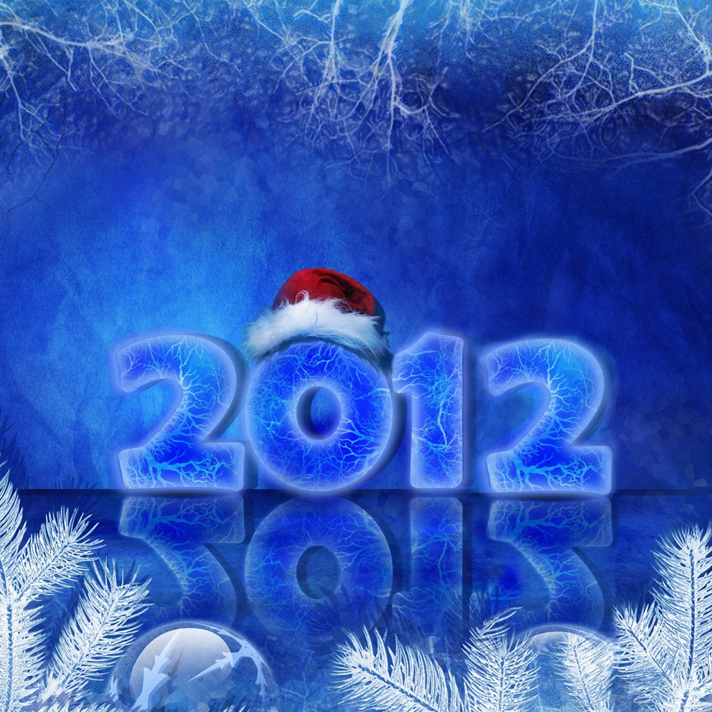 Download 2012 Christmas iPad 1, iPad 2 and iPad Mini Wallpaper Free