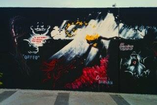 Adiós Eurídice... [Mythos Street Art Series]