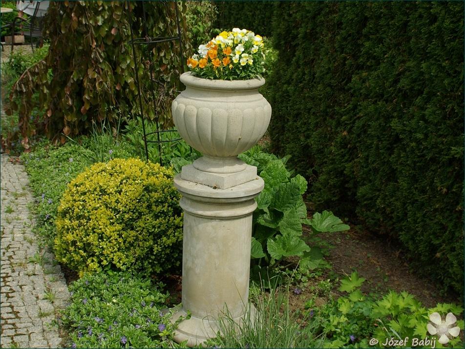 Kolumna ogrodowa