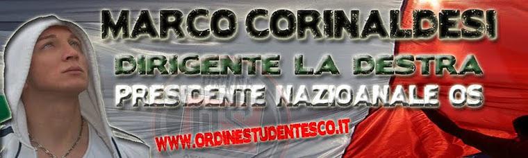 MARCO CORINALDESI