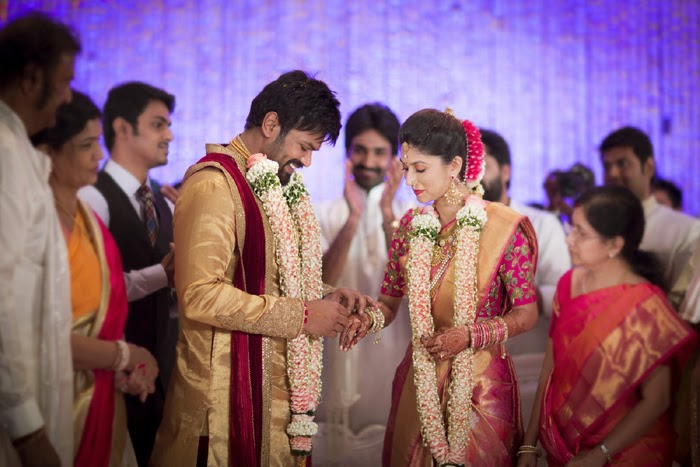 Manchu Manoj Engagement Photo Gallery