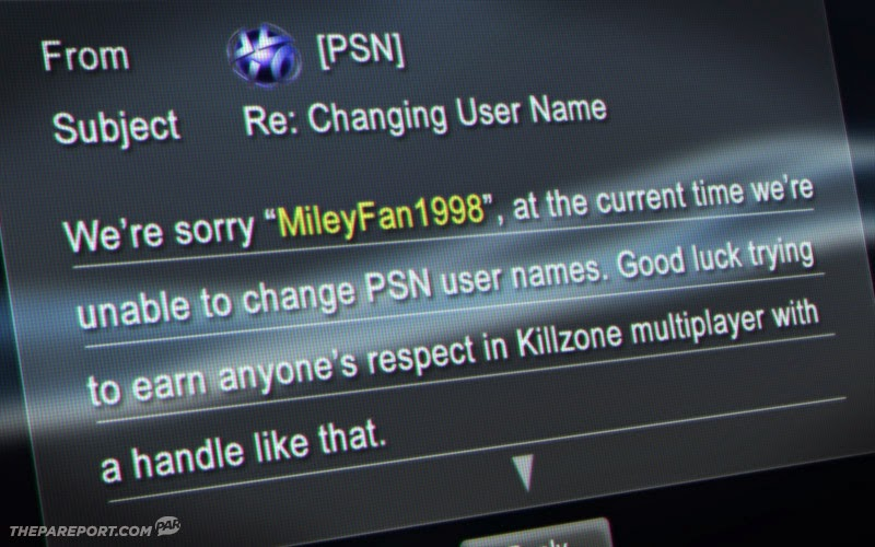 playstation online names