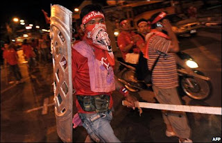 Demo di Bangkok Meluas ke Daerah Wisata Populer