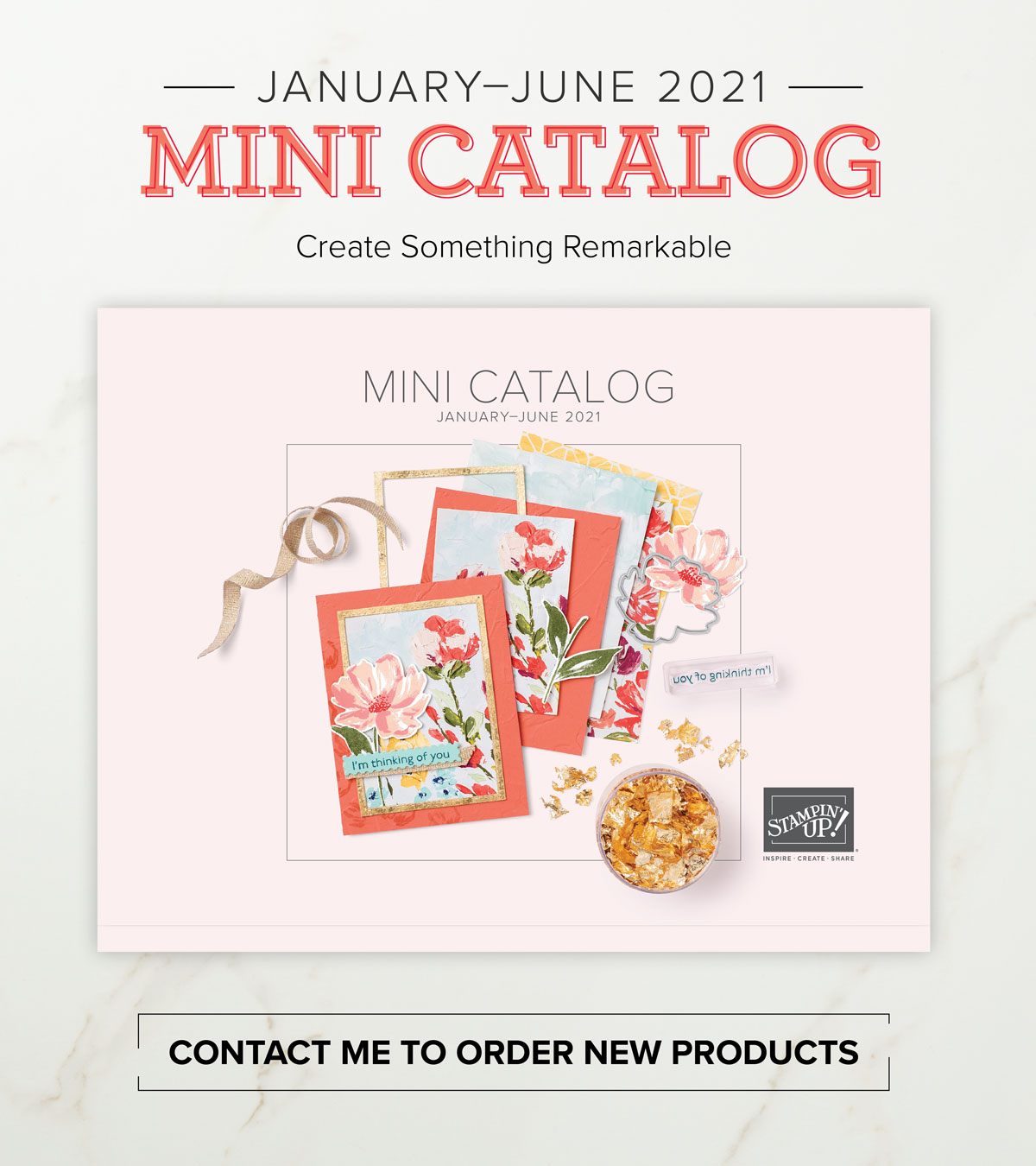 NOW AVAILABLE: Our New Mini Catalog