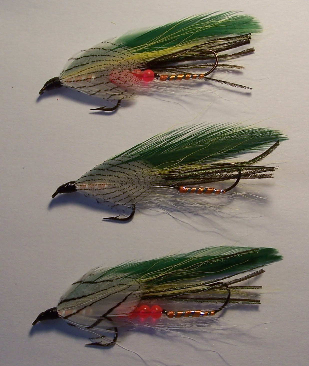 Vermont fly fishing tying trolling flies for Fly fishing tying