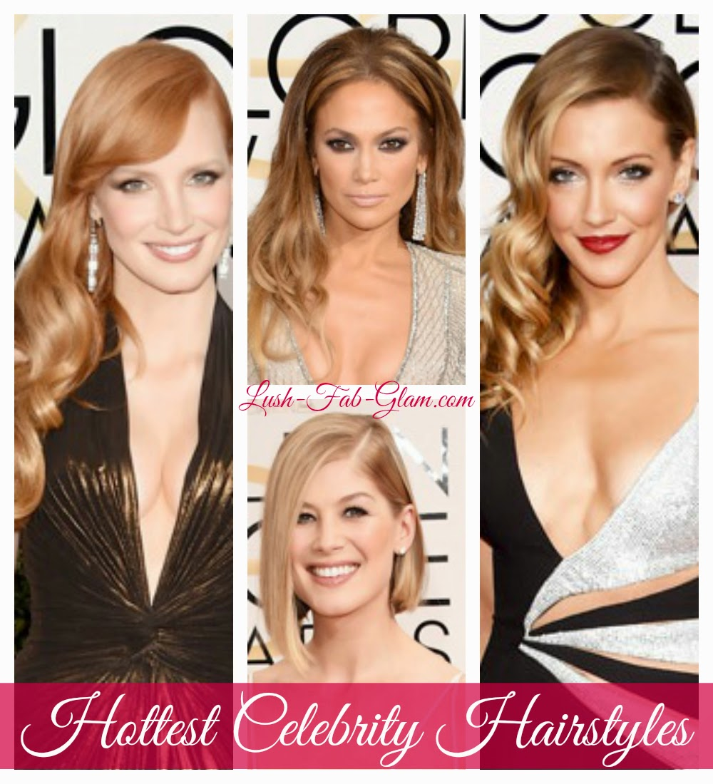 See the hottest celebrity hair trends, must try hairstyles and hair cuts of 2015.