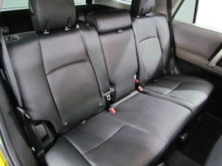 SofTex, Leather seats