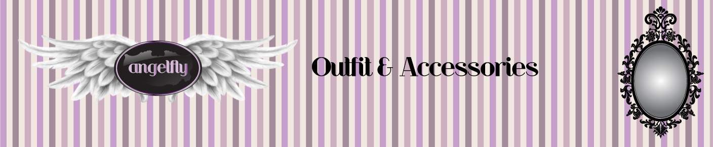 angelfly Outfit & Accessories