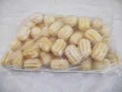 mini churros de doce de leite
