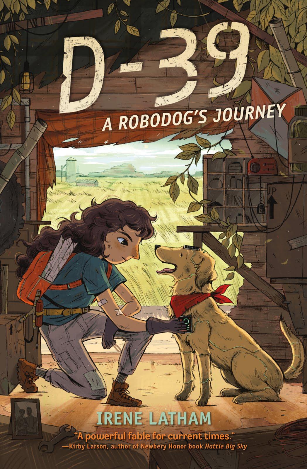 D-39: A Robodog's Journey