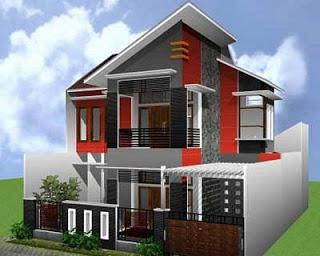 desain rumah minimalis 2 lantai ~ rumahmu inspirasi mu
