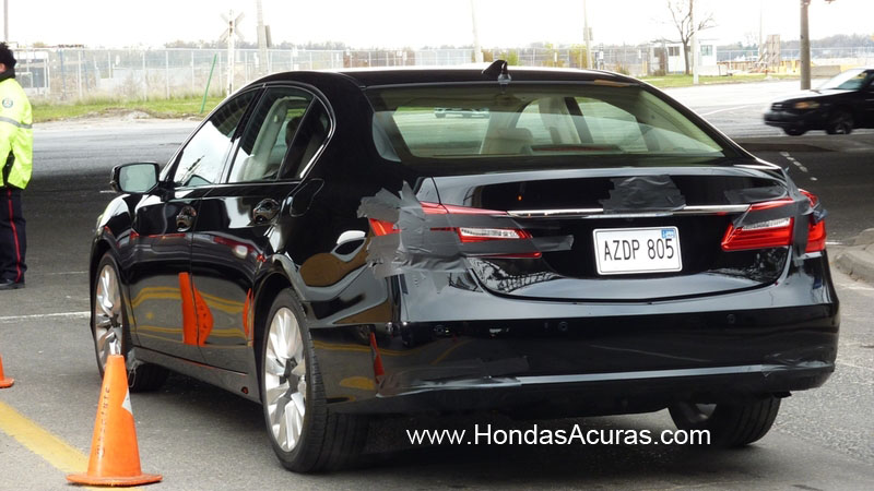 2014 Acura MDX spy pics and testing on the Ring. Supercharged Acura