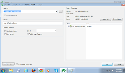 Cara Download Guna Torrent