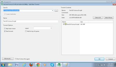 Cara Download Guna Torrent