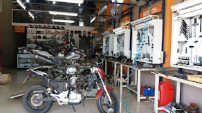 Moto show.