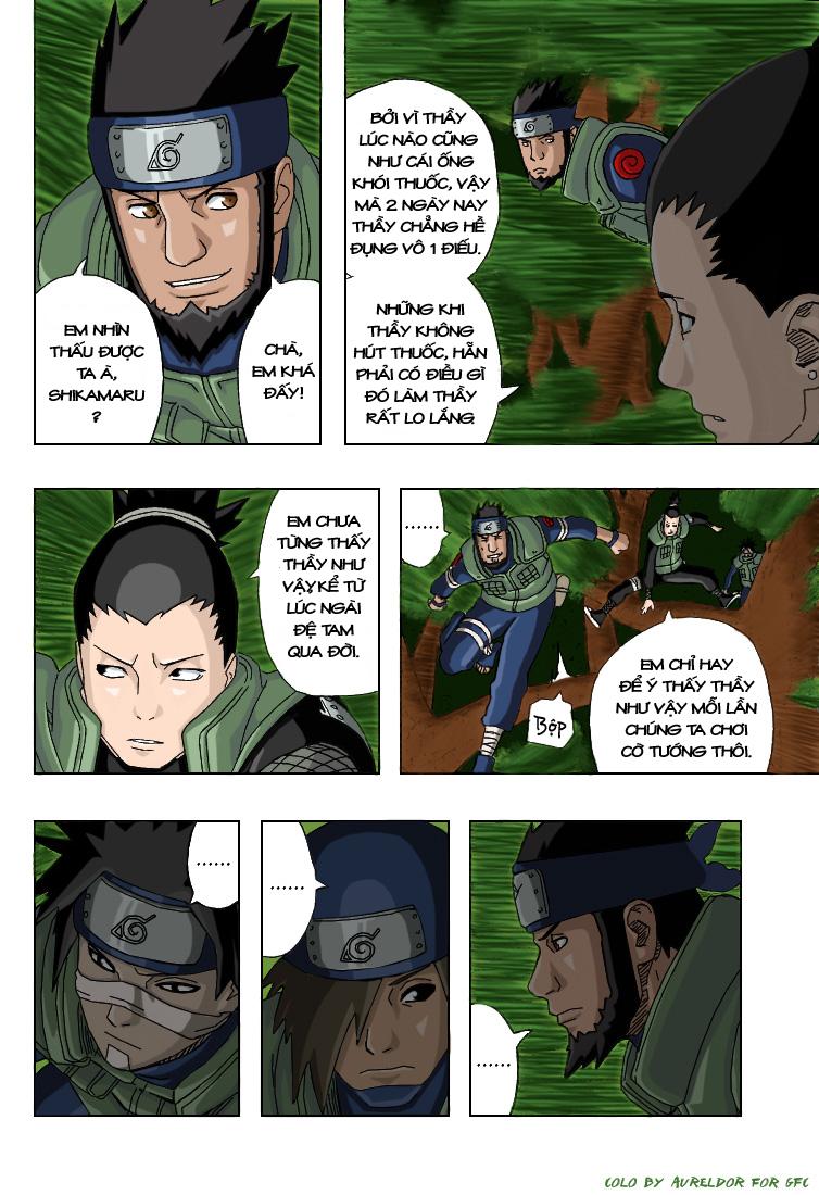 Naruto chap 321.Color Trang 16 - Mangak.info