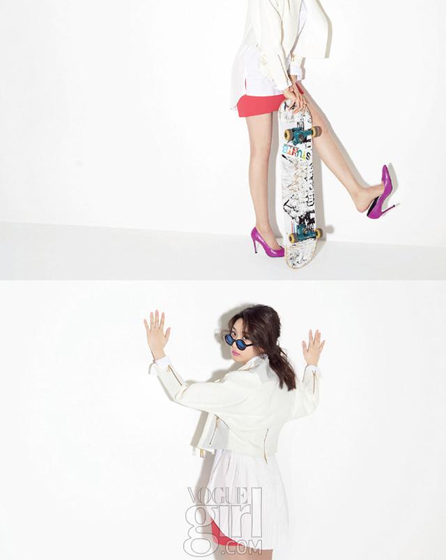 Foto yeo min jung 5