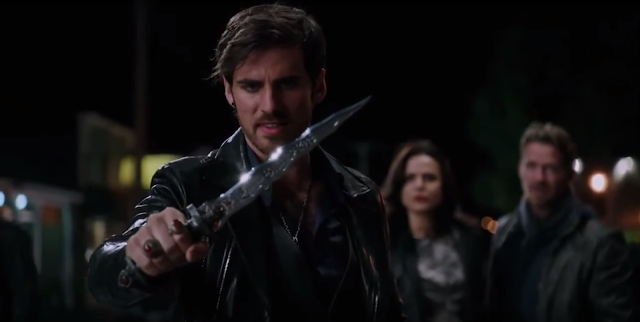 captain hook killian jones