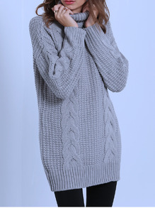 www.shein.com/Grey-Turtleneck-Cable-Knit-Loose-Sweater-p-253800-cat-1734.html?aff_id=2525