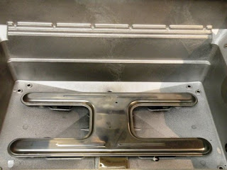 Stainless Steel H Burner