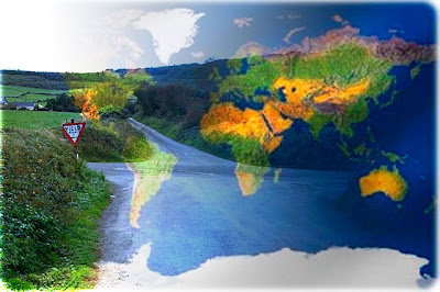 caminhos do mundo