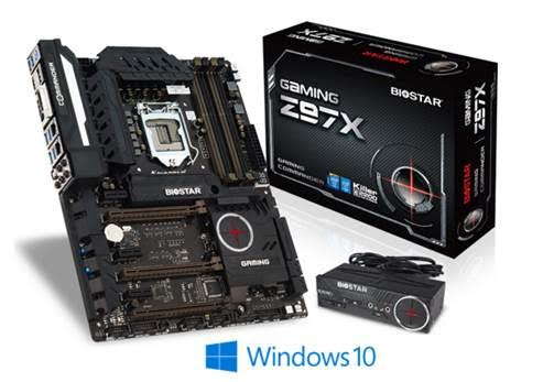 BIOSTAR Z97X Gaming Motherboard