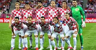 Skuad Piala Dunia Crotia 2014