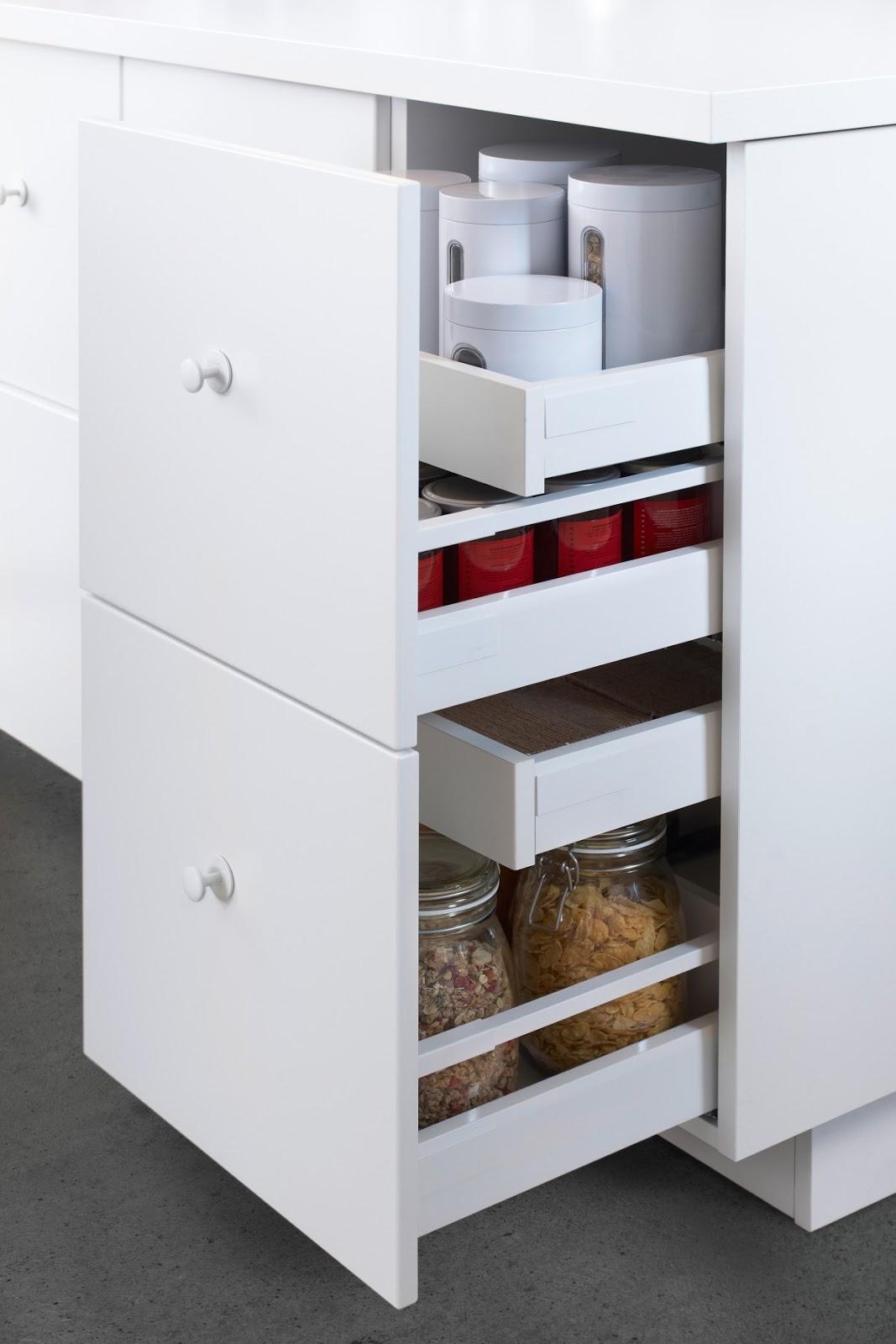 Ikea kjøkken skuffer – materialvalg for baderomsmøbler