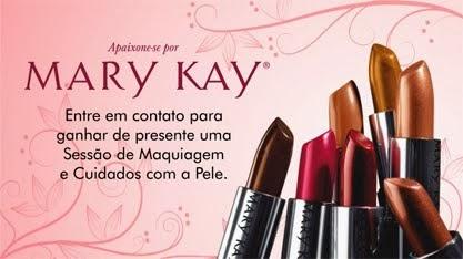 Venha conhecer Mary Kay, entre em contato. Fone: (49) 9966 6233