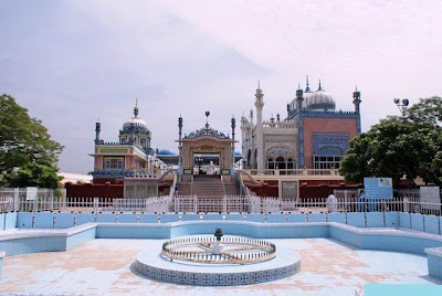 Bhong Mosque Pakistan Wallpapers
