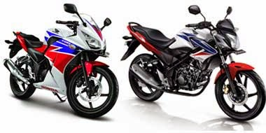 Perbedaan All new Honda CBR150R dan CB150R Streetfire