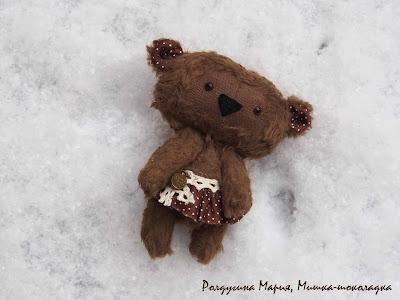 мишка тедди медведь