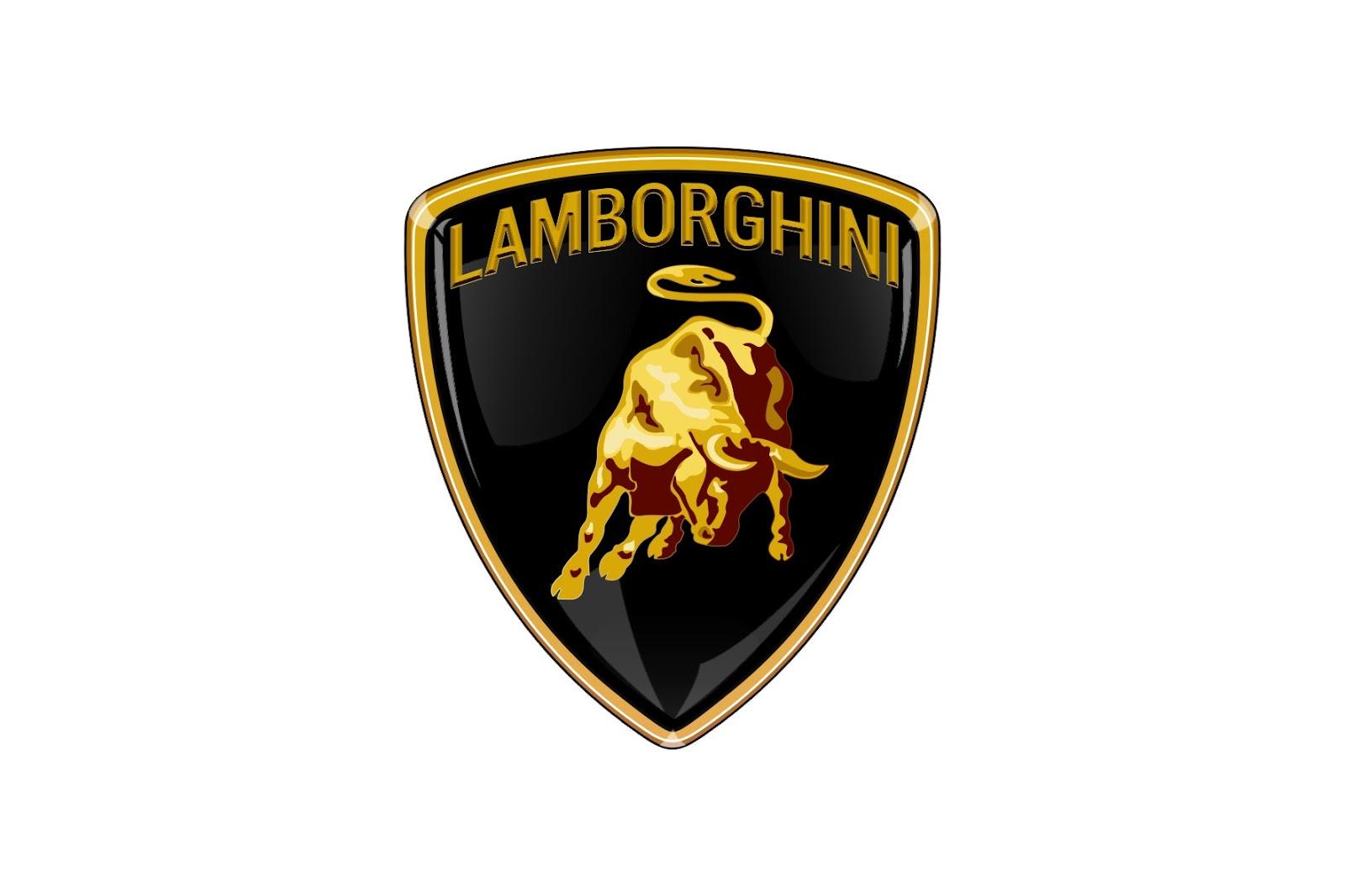 Lamborghini Logo Svg