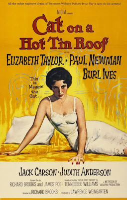 `Cleopatra´, `Giant´, `Cat On A Hot Tin Roof´... Bu üç film Liz´in en iyi filmleri bence...