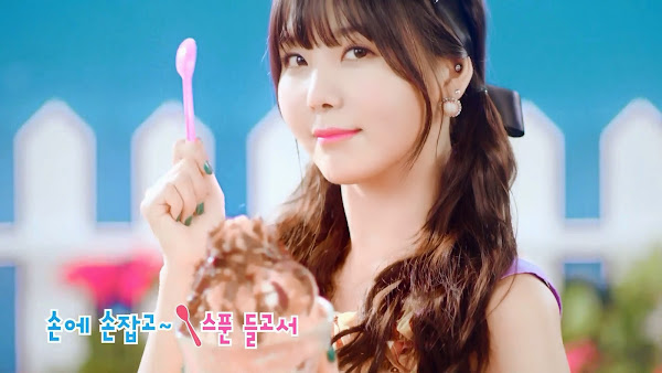 Orange Caramel Raina Abing Abing